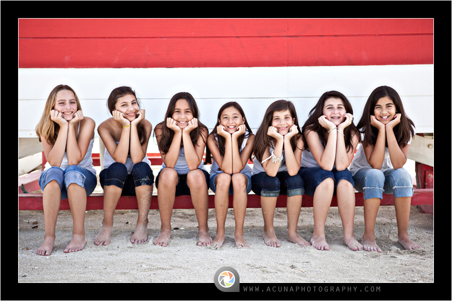Michelle's BFF  |  Kids Photographer in Miami