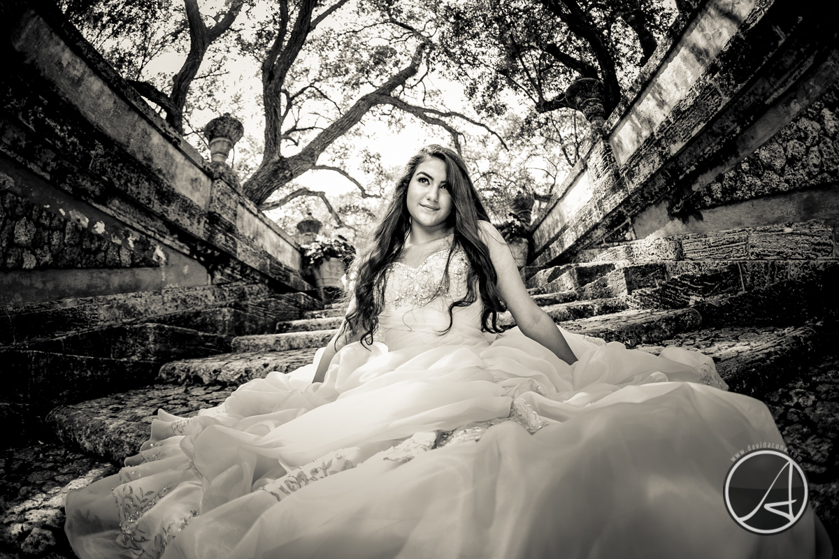 Quinceanera Photography – Thalia's Quince Photo Session