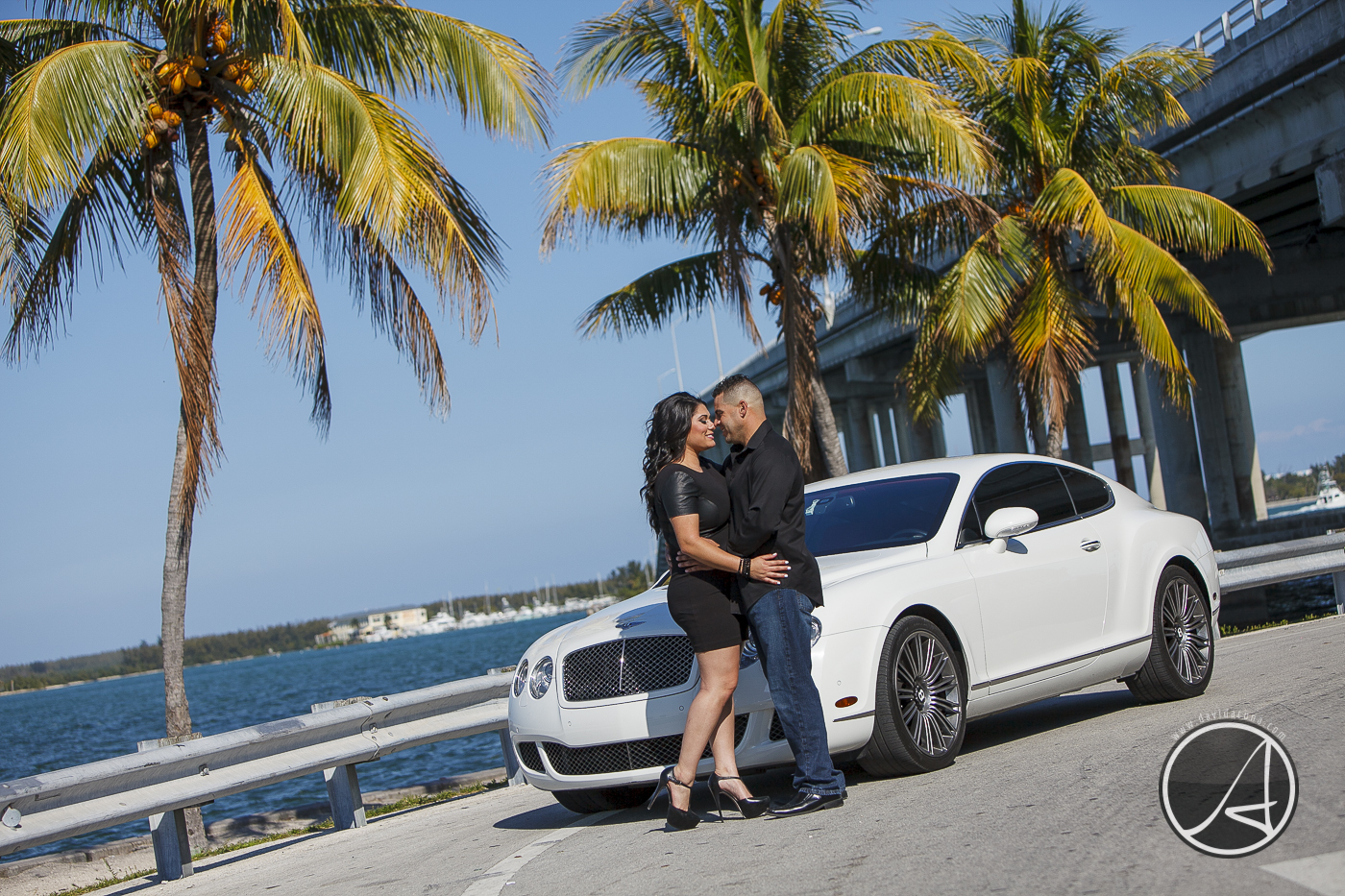 Key Biscayne Engagement Session