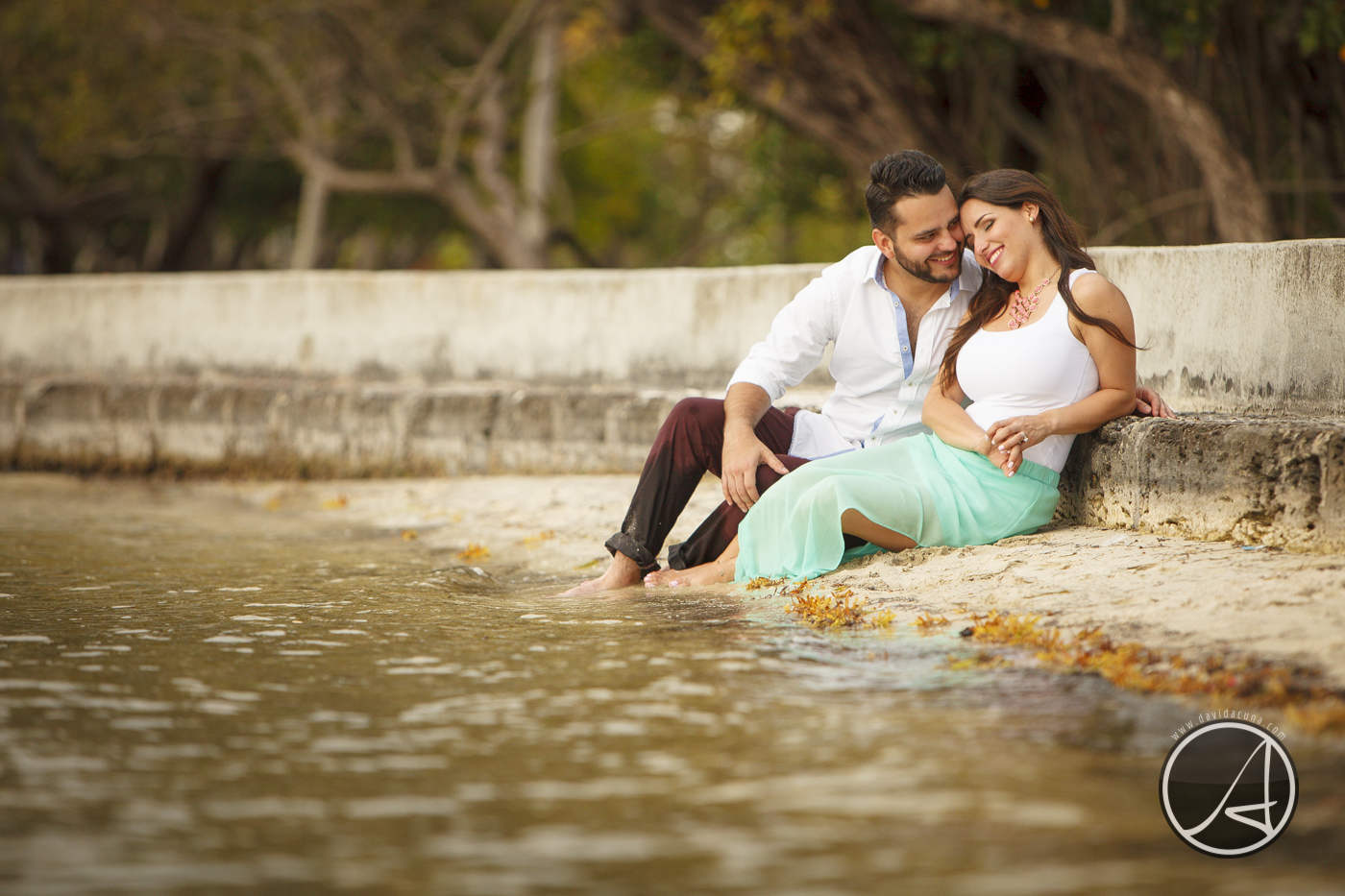 Upcoming Miami Wedding of Paula + Helmuth